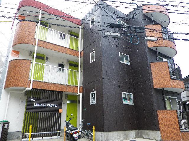 「 築34年鉄骨造賃貸マンション(1DK×18戸)  予算内でリノベーション工事と外壁塗装を行うには・・・? 」